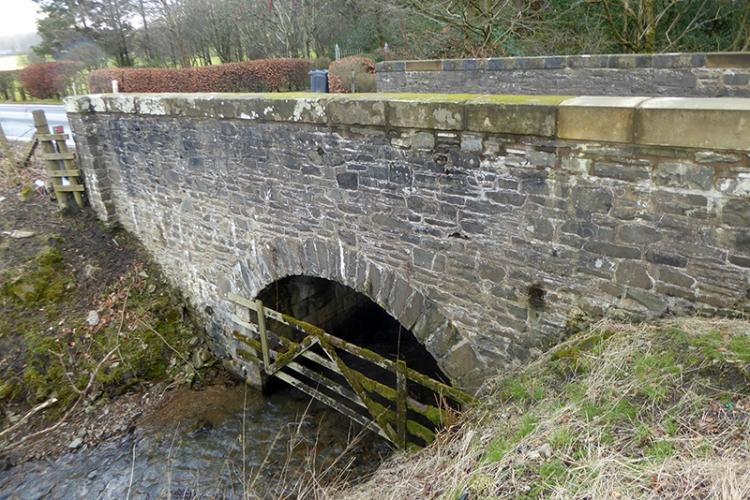 ewes church bridge