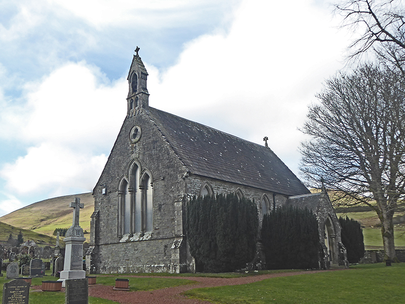 ewes church