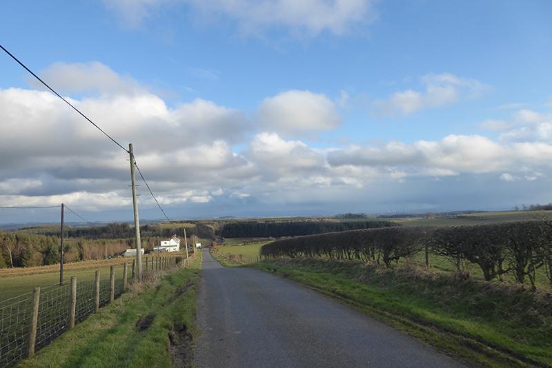 hill at Tarcoon