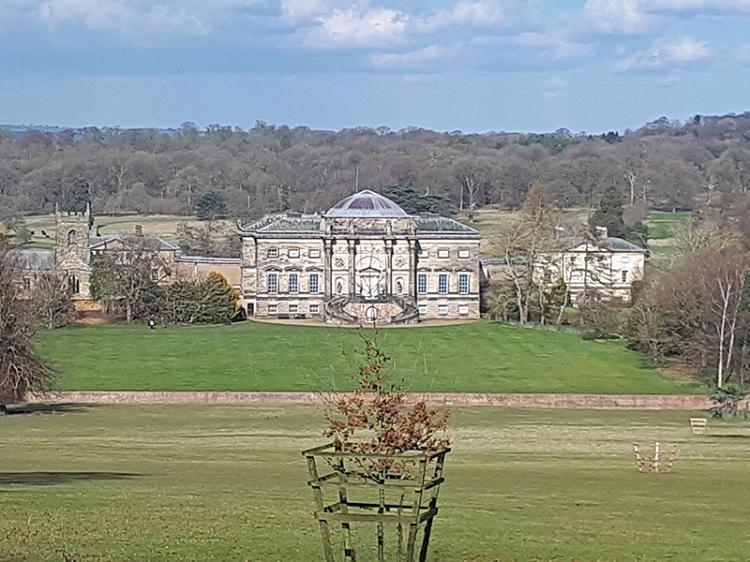 kedlestone hall