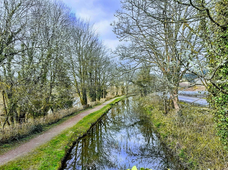 Keiron's canal
