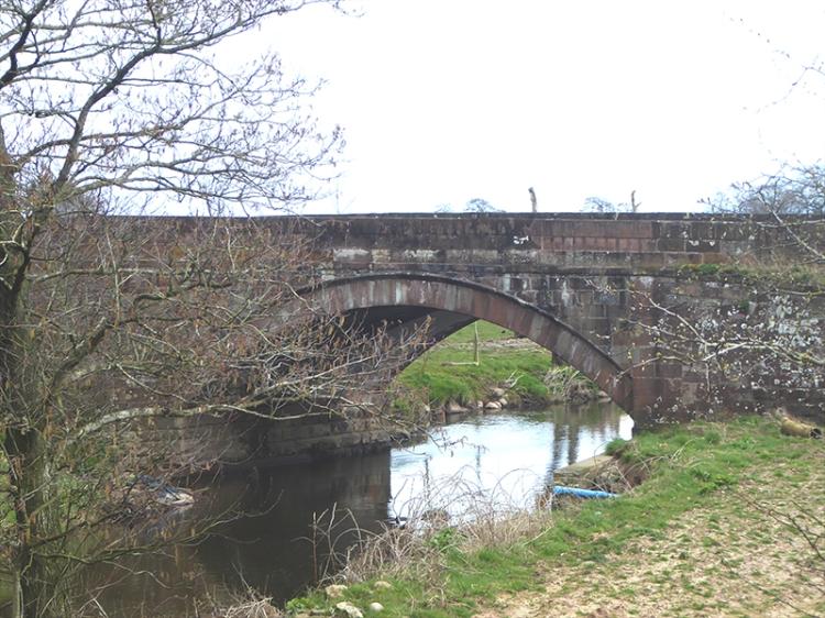 kirtle water bridge rigg