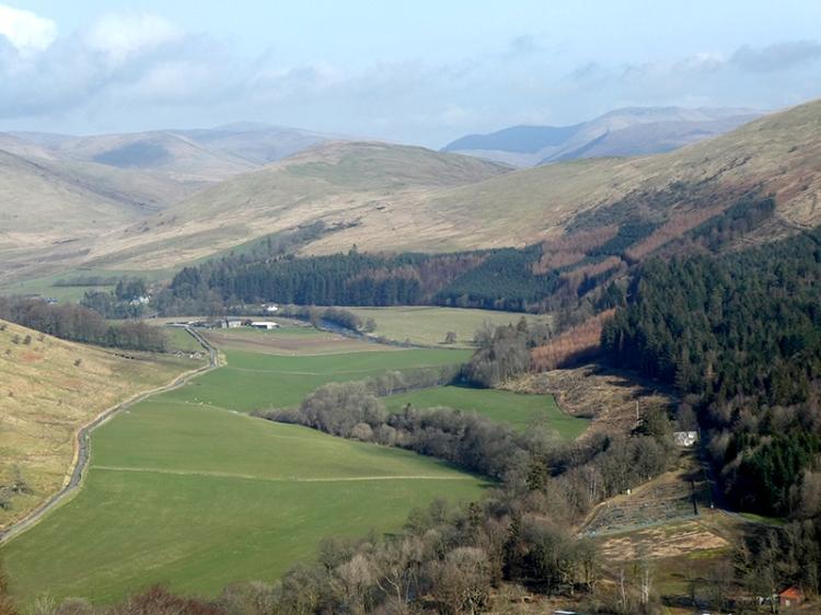milnholm valley