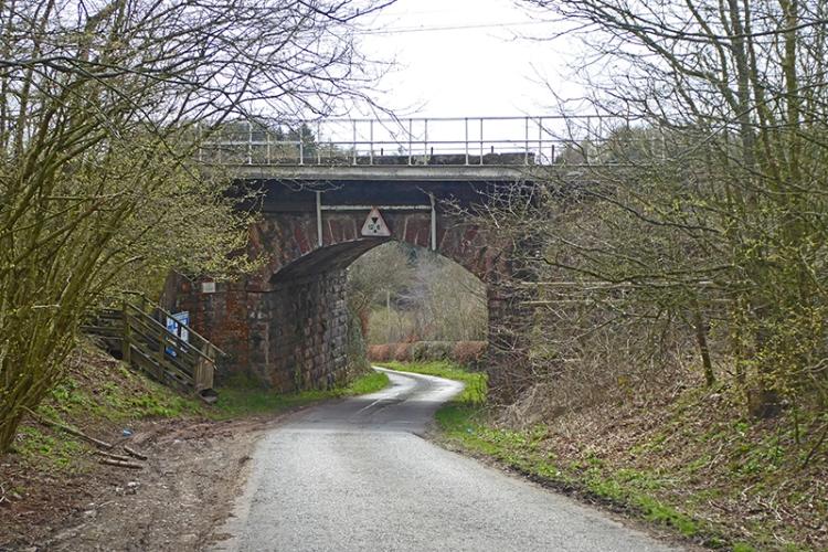 railway bridge robgill