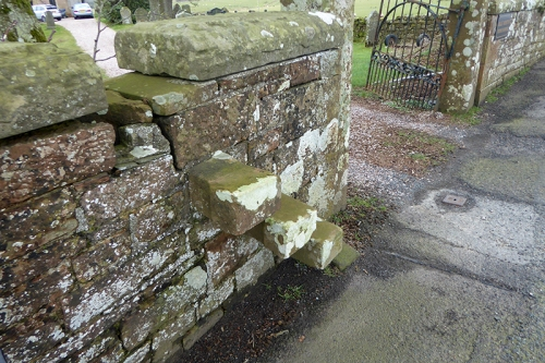 wall at half morton