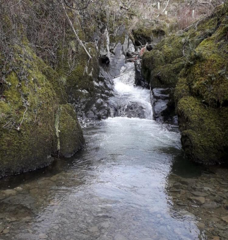 waterfall becks burn Liz