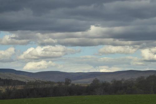 clouds over langgholm