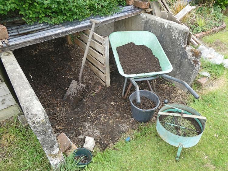 compost sievinh kit