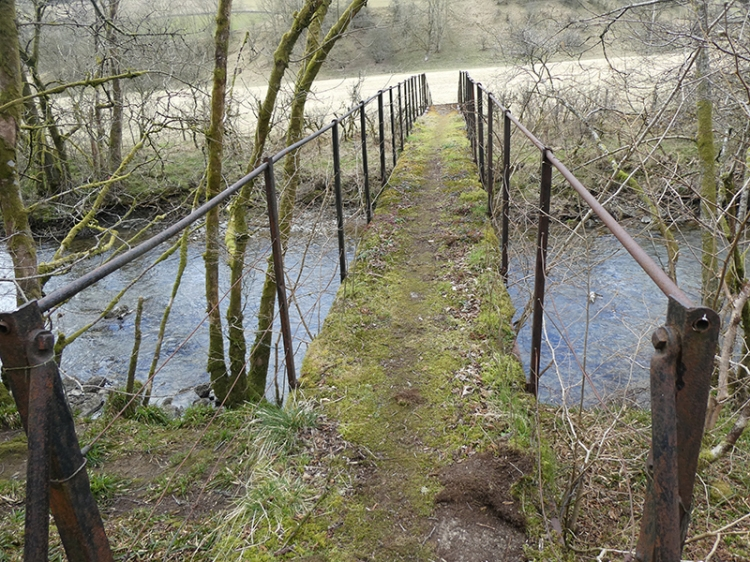 ewes water bridge