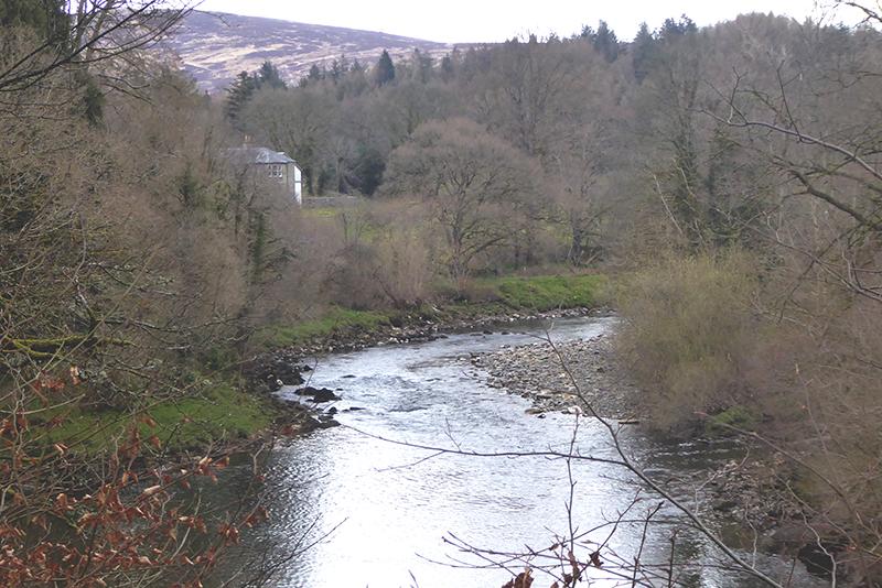 river esk irvine house