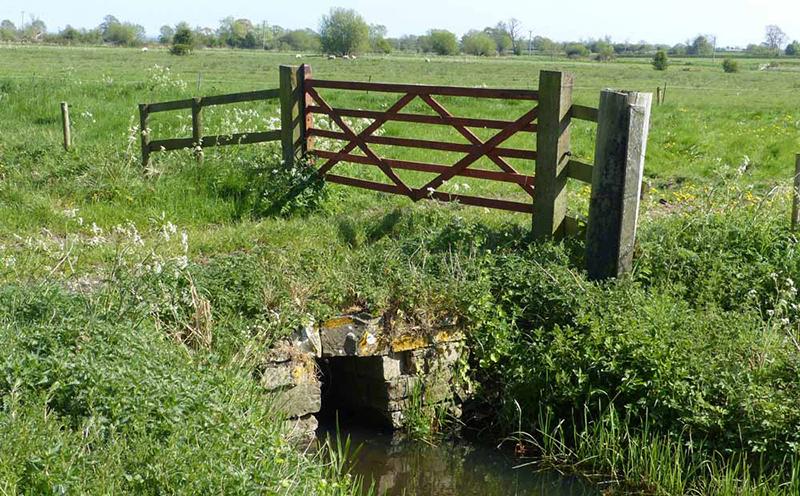 venetia's gate