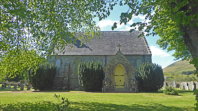 ewes church
