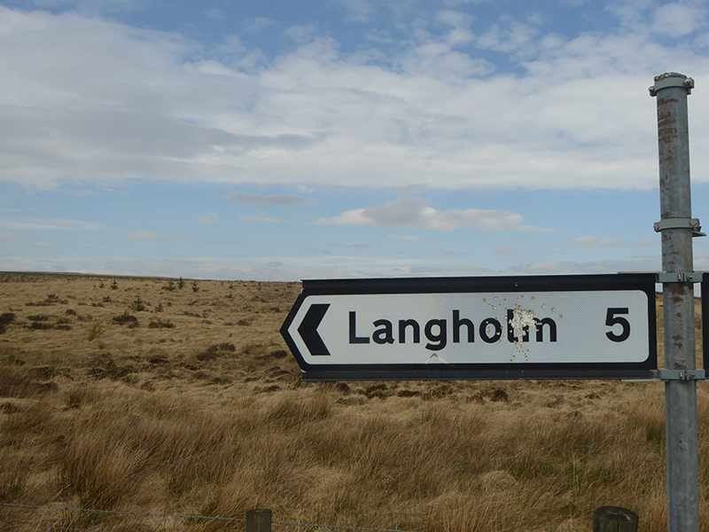 langholm sign