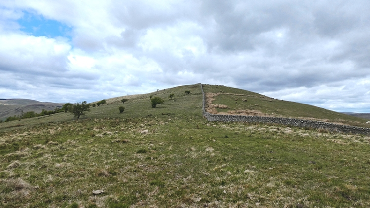 potholm hill ridge