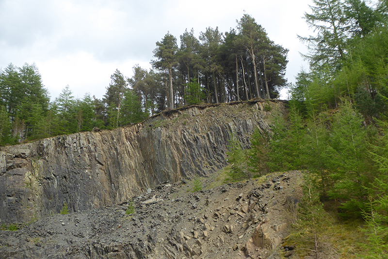 quarry over mosspaul