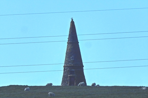 ridell monument
