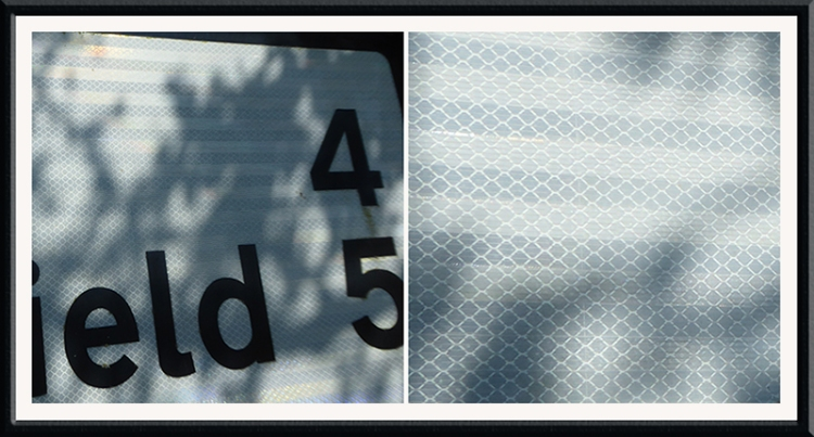 road sig pattern