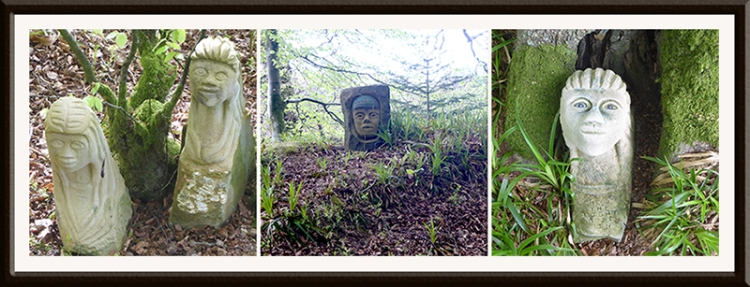 statues hollows